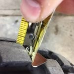 Michelin Anakee Wild - 6mm tread left after 5,500 kilometres